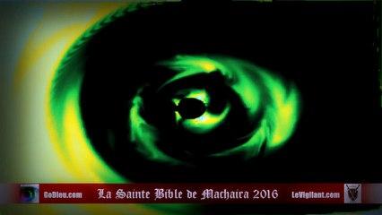 La Sainte Bible de Machaira 2016 - Apocalypse 6 - LeVigilant.com