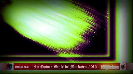La Sainte Bible de Machaira 2016 - Apocalypse 11 - LeVigilant.com