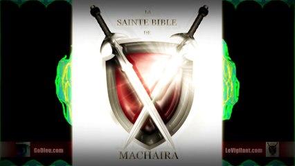 La Sainte Bible de Machaira 2016 - Apocalypse 12 - LeVigilant.com