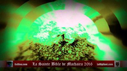 La Sainte Bible de Machaira 2016 - Apocalypse 13 - LeVigilant.com