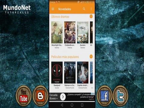 Como ver películas gratis con Play View para Android