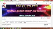 Hướng dẫn liên kết Kênh Youtube với Facebook & Website [Blog, Twitter....]