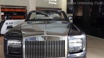 Rolls Royce Phantom Walk Around BMW Museum Commercial - new CARJAM TV HD Rolls Royce