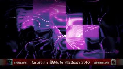 La Sainte Bible de Machaira 2016 - Apocalypse 20 - LeVigilant.com