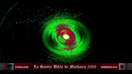 La Sainte Bible de Machaira 2016 - Apocalypse 21 - LeVigilant.com