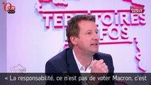Présidentielle : Yannick Jadot règle ses comptes avec Macron et les Verts du gouvernement