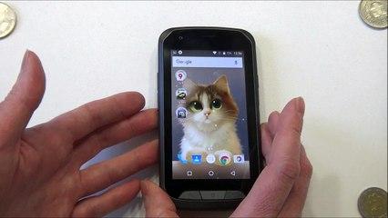Обзор Senseit R450, смартфона-броневичка с хорошим аккумулятором