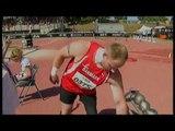Athletics - men's shot put F44 final - 2013 IPC Athletics World Championships, Lyon