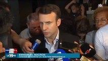 Après avoir qualifié les Guadeloupéens d'« expatriés », Emmanuel Macron parle de la Guyane comme d'une île.