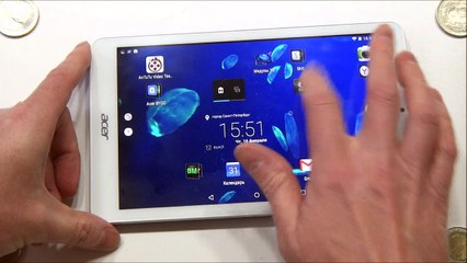 Обзор Acer Iconia One 8 (B1-850), недорогого домашнего планшета