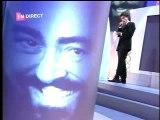 Michael Gregorio imite Luciano Pavarotti