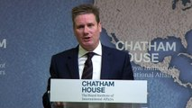 Keir Starmer lays out Labour's six key tests for Brexit
