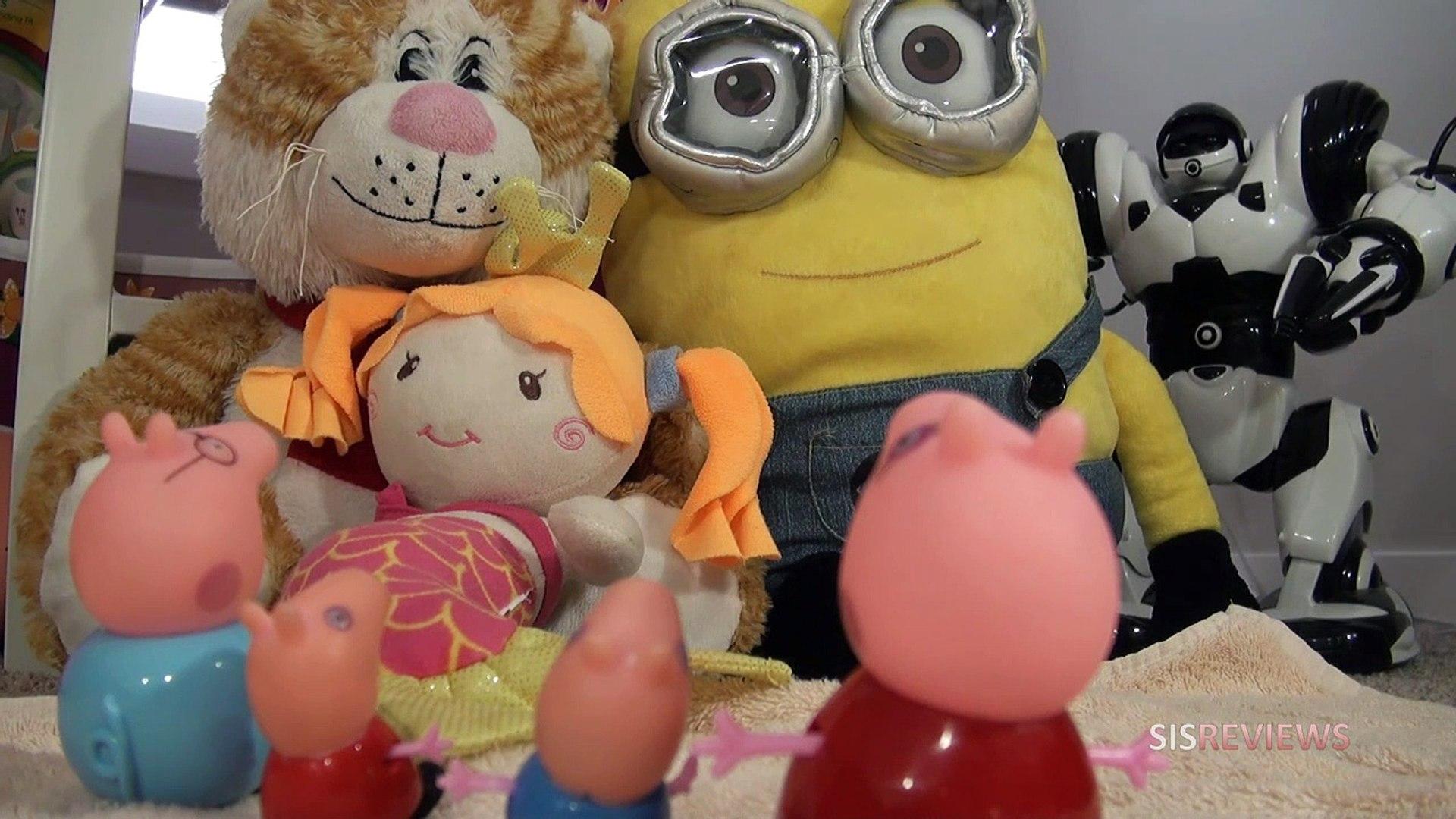 Peppa Pig Learn Colors _ PINK _ _ Kids Education