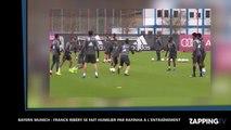 Franck Ribéry humilié en plein entraînement du Bayern Munich (Vidéo)