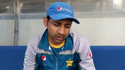 Sarfraz Ahmed interview West Indies