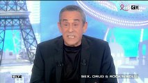 Salut les Terriens ! : la gaffe de Thierry Ardisson sur le fils du président, Julien Hollande