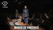 Milan Fashion Week Fall/WInter 2017-18 - Marco De Vincenzo | FTV.com