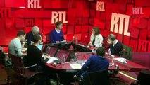 Camille Cottin est l'invitée de Stéphane Bern dans A La Bonne Heure sur RTL