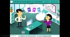 P21 : Tableau de financement de l'entreprise - M211 : Tableau de financement