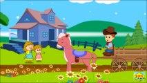 Childrens Songs Cartoons - HORSEY, HORSEY! - Kids Music & Nursery Rhymes
