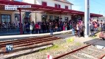 Un concert de casseroles attendait Fillon au Croisic… mais ce dernier a changé de train
