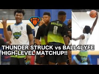 The Two Previous NYBL Champions Face Off In a HIGH-LEVEL Game at Florida Showcase!! |  2020 vs 2019