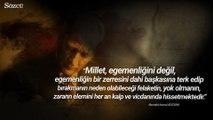 Atatürk'ün bugünler için söylediği anlamlı sözler...