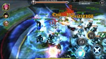Heroes of Skyrealm Gladium Level 40 ● Android RPG ● Android Role Playing Game (Android Gam