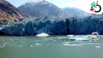 AMAZING Massive Icebergs Caught on Camera   BEST Massive Icebergs Compilation ✔P56