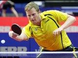 US Open 2013 Highlights: Jens Lunqvist vs Marcos Madrid(Men's Quarter Final)