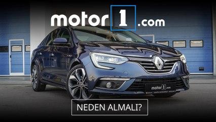 Yeni 2017 Renault Megane Sedan İncelemesi - Neden Almalı?
