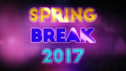 AFTERMOVIE SPRING BREAK 2017-25-03-17