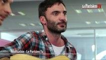 Talisco chante « The Keys » en live au Parisien