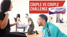 COUPLE vs COUPLE CHALLENGE