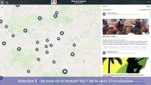 Tutoriel : encapsuler une carte évènementielle du ministère de la Culture sur un site partenaire