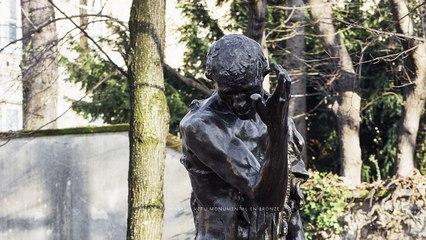 La vie des formes - Le Monument aux Bourgeois de Calais