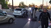 Uber Puts the Brakes on Driverless Cars After Accident