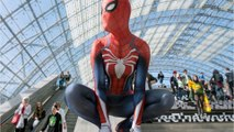 Peter Parker Digs Drones In Spider-Man: Homecoming