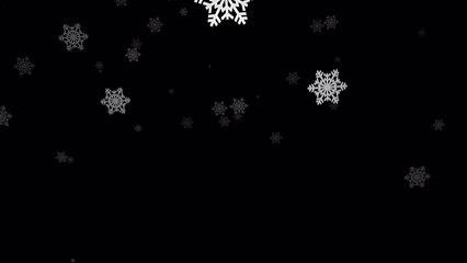 Snowflakes - 6310