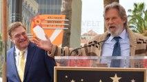 Jeff Bridges channels 'The Dude' to honor his Big Lebowski co-star John Goodman
