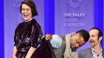 Cuba Gooding Jr. Lifts Up Sarah Paulson's Skirt at 'American Horror Story' PaleyFest Panel