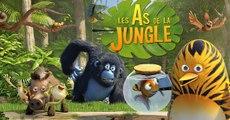 Les As De La Jungle - BANDE ANNONCE Trailer Animation - Le 26 Juillet au Cinema [Full HD,1920x1080]