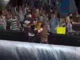 Smackdown vs Raw 2008 Tommy Dreamer vs Elijah Burke WEAPONS.