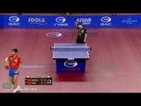 2013 Qatar Open Men Singles SF: WANG Hao v YAN An