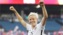 Soccer Player Megan Rapinoe Speaks Out on Social Issues
