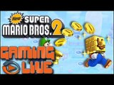 GAMING LIVE 3DS - New Super Mario Bros. 2 - Jeuxvideo.com
