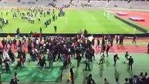 Côte d'Ivoire-Sénégal : un envahissement de terrain met fin au match à Charléty