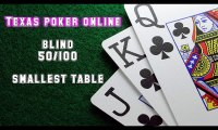 Video cara bermain texas poker online - smallest table blind 50-100