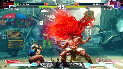 Brasileiro conquista mais uma vitória na ELEAGUE de Street Fighter V