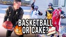 Basketball or Cake? w/ JJ Redick, Scott Bakula & Pete Holmes